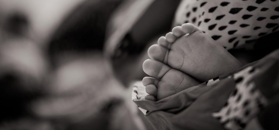 Φωτογραφίες διαβατηρίου για μωρά